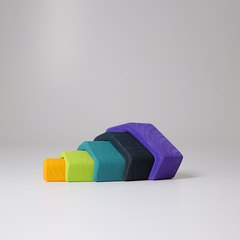 Пирамида Земля маленькая (Grimms)