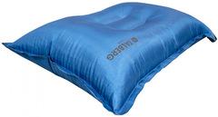 Подушка кемпинговая Talberg Travel Pillow синий (43х34х8,5 см)