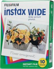 Fotoaparat lenti \ Картридж для фотоаппарата   Fujifilm Wide Glossy 10/PK для Instax 210  10 lent