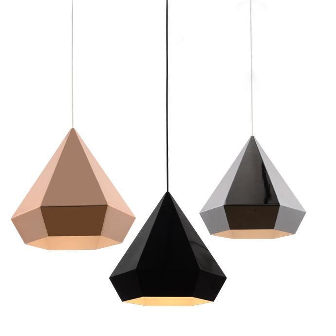 Подвесной светильник копия Diamond by NEO/CRAFT (бронзовый)