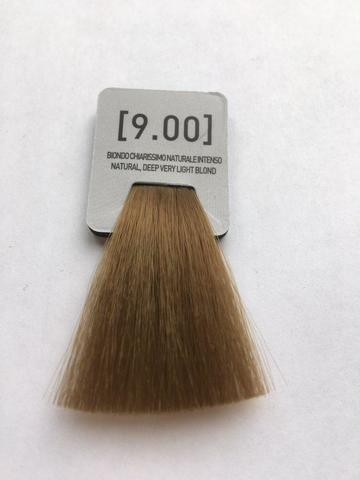 INCOLOR Крем-краска для волос [9.00] Супер натуральный очень блондин (100 мл)