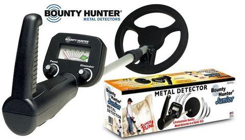 Металлоискатель Bounty Hunter Junior