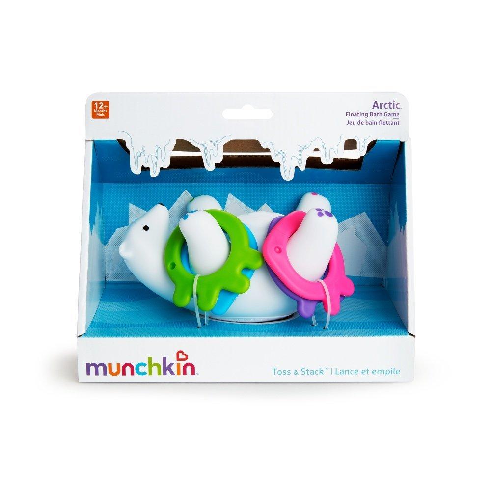 Munchkin игрушка для ванны Белый медведь Arctic 12+