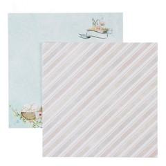 Набор бумаги для скрапбукинга Нежный возраст 12л