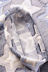 Плед с рукавами Gekoko «Светящиеся Звезды» неоновый 5