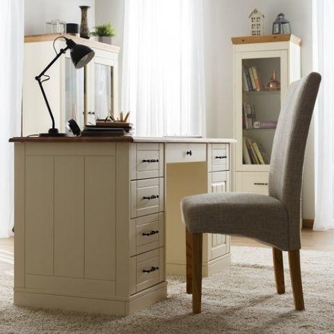 Письменный стол из массива дерева Дания 3