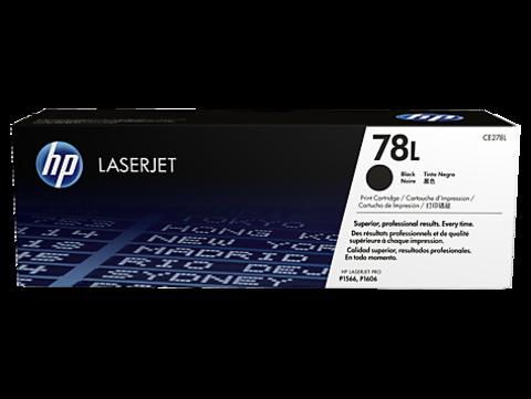 Картридж лазерный original 78L CE278L черный (black), экономичный до 1000 стр., +1 бесплатная заправка. - купить в компании MAKtorg