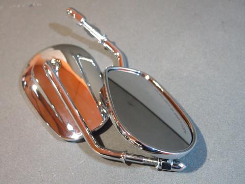 Зеркала Harley-Davidson Sportster XL 883 XL 1200 хром