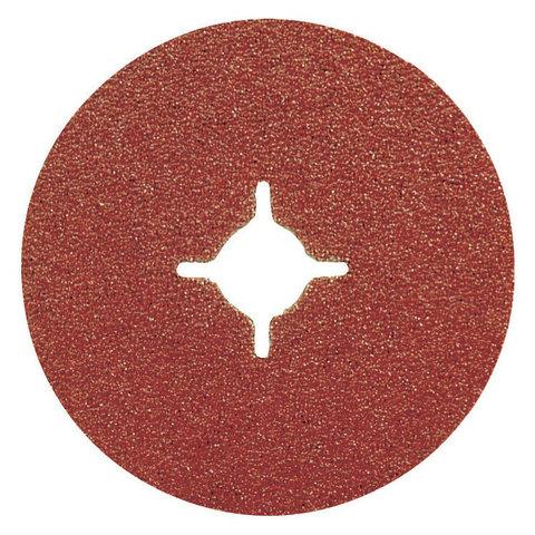 Фибровый шлифовальный диск A40 125 мм