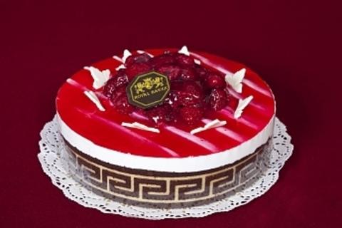 Торт Малиновый ИП Базылева Е.Н. 1кг