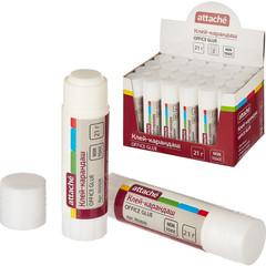 Клей-карандаш Attache Office Glue 21 г