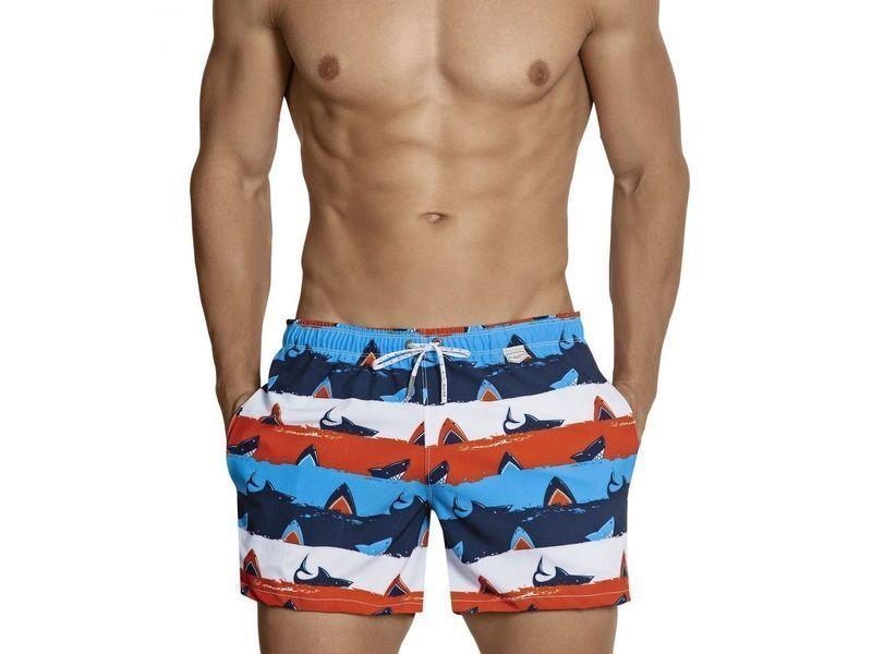 Мужские шорты разноцветные Clever Macrino Atleta Short 069805