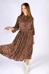 Платье шифон оверсайз Nadya