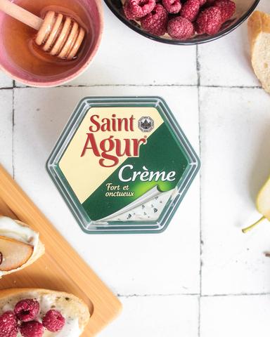 Сыр мягкий с голубой плесенью, 150гр