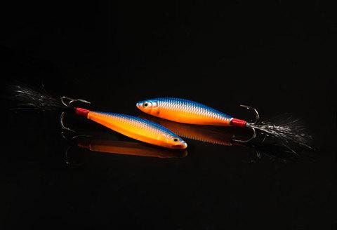 Бокоплав ручной работы Fire Fish цвет 002