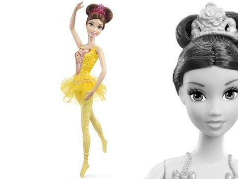 Кукла Белль, Дисней, балерина