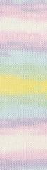 2132 (Бледно голубой,салат.,желт.,сирен.,розовый))