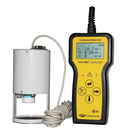 Газоанализатор переносной ОКА-T-SO2-NH3