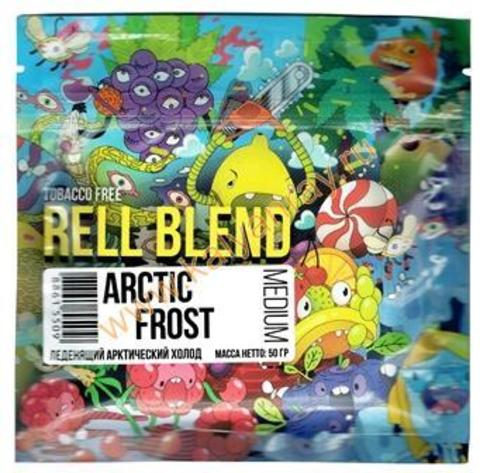 Бестабачная смесь Rell Blend - Арктический Холод