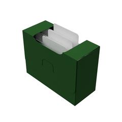 Органайзер для карт Uniq Card-File Standard - 40 mm (зелёный)