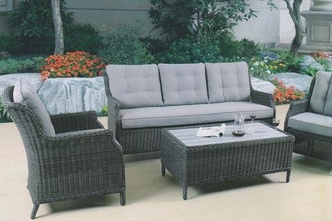 Плетеная мебель для отдыха «Тиффани»