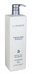 Healing Strength White Tea Shampoo -укрепляющий шампунь с белым чаем 1000 мл