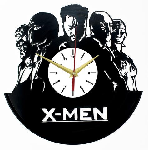 Люди Икс Часы из Пластинки