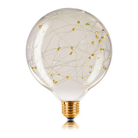 Декоративная светодиодная лампа Starry G125 1,5W E27