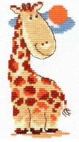 0-39 Жирафик