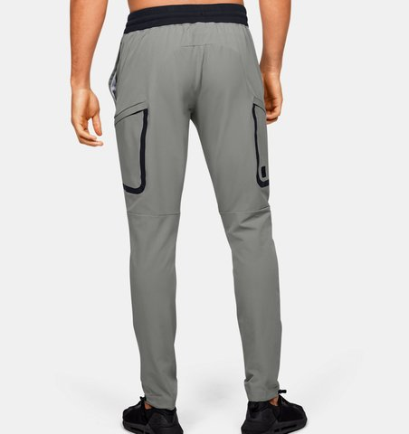 Штаны для бега Under Armour Unstoppable Woven Cargo Pant