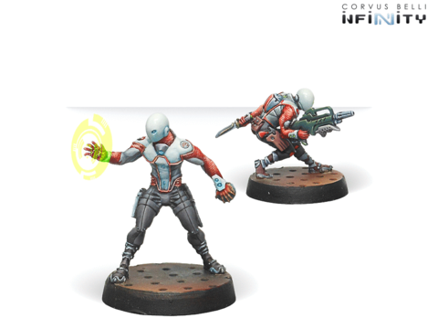 Zeros (Combi Rifle/Hacker)