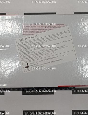 Контейнеры вакуумные с поршнем S-Monovette® с К3ЭДТА или К2ЭДТА