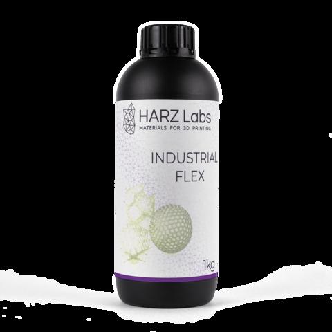 Фотополимер HARZ Labs Industrial Flex, натуральный(1 кг)