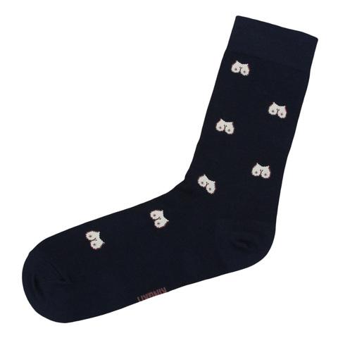 Носки Грудь черные