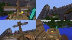 Minecraft + 700 Minecoins (PS4, русская версия)