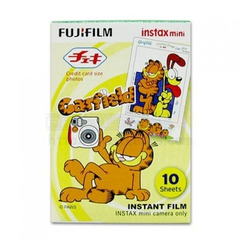 Garfield FujiFilm Instax Mini Film