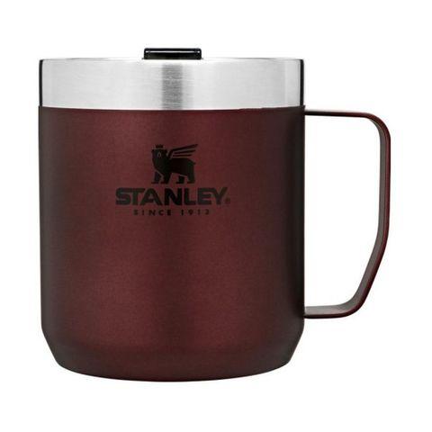 Термокружка Stanley Classic 0.35л. бордовый (10-09366-008)