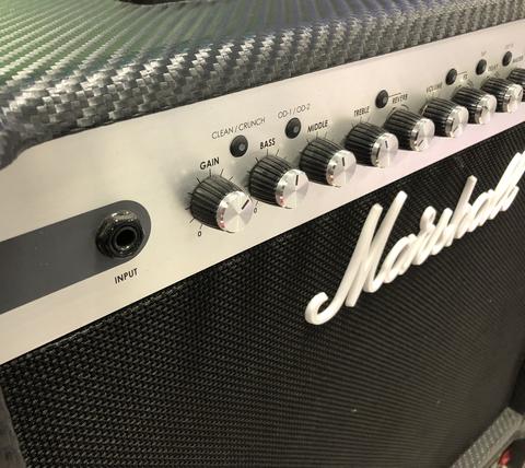 Marshall MG101CFX комбоусилитель гитарный, 100Вт