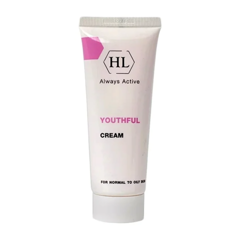 Крем для нормальной и жирной кожи Holy Land Youthful cream for normal to oily skin 70 мл