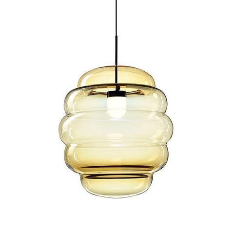 Подвесной светильник копия Blimp by Bomma (янтарный)