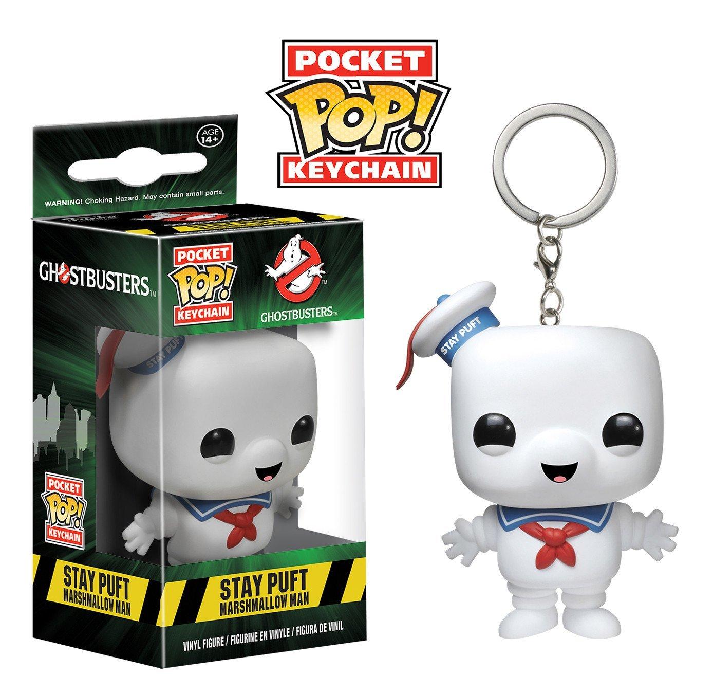 Брелок Funko Pocket POP! Keychain: Ghostbusters: Stay 9162-PDQ