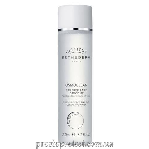 Institut Esthederm Osmoclean Osmopure Face & Eyes Cleansing Water - Мицеллярная вода