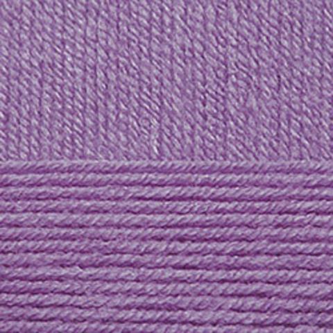 Пряжа Цветное кружево (Пехорка) 567 Темно-фиолетовый, фото