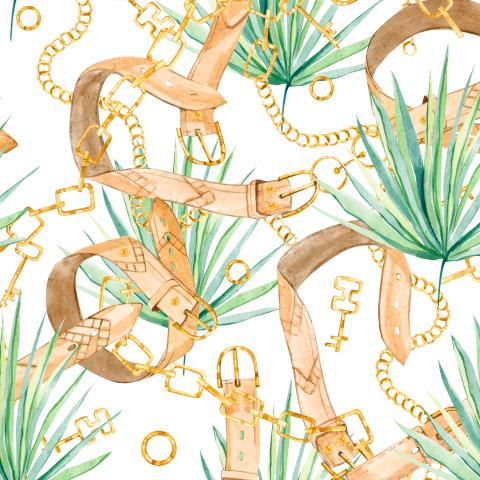 Золотые тропики барокко