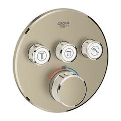 Термостат для душа встраиваемый на 3 потребителя Grohe Grohtherm SmartControl 29121EN0 фото