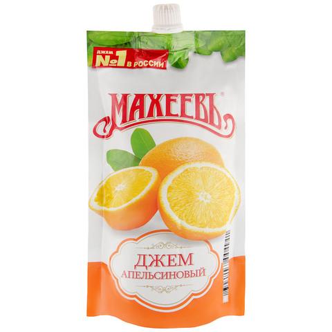 Джем Махеевъ апельсиновый 300г