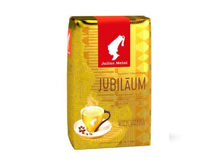 Кофе в зернах Julius Meinl Jubileum, 500 г
