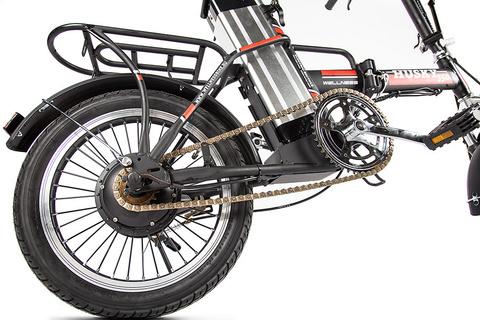 Велогибрид Wellness Husky 350W