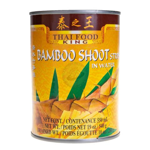 Побеги бамбука полоски Thai Food King 540 гр.