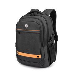 Рюкзак городской Golden Wolf GB-00370 чёрный